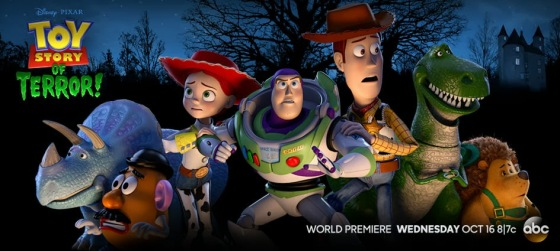 Toy Story of Terror 3