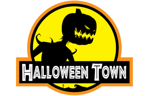 Halloween Town at unamee.com