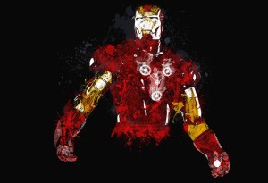 Iron Man Flux at unamee.com