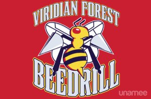 Viridian Forest  Beedrill at unamee.com