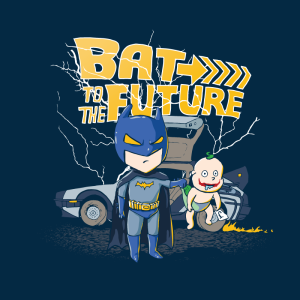 Bat to the Future at wearviral.com