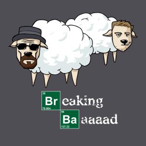 Breaking Baaad at wearviral.com