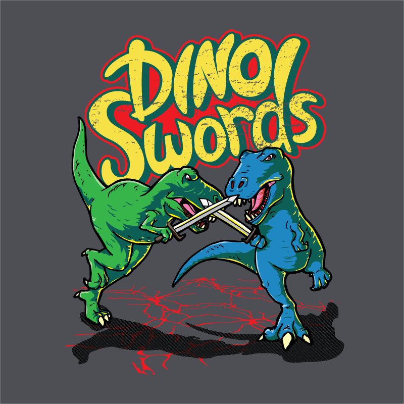 Dino Swords at wearviral.com