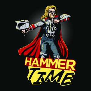 Hammer Time at wearviral.com