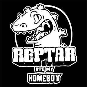 Reptar ATE My Homeboy at weeklyshirts.com