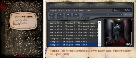 were-alive later page