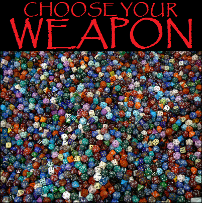 CHOOSEYOURWEAPON