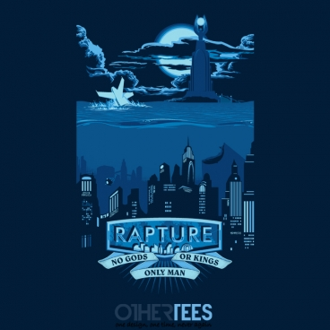 Beyond the Sea at othertees.com