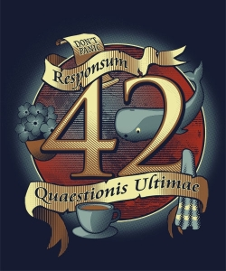 The Answer at qwertee.com