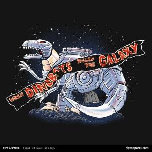 Jurassic Spark at riptapparel.com
