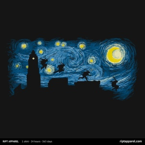 Starry Fight at riptapparel.com