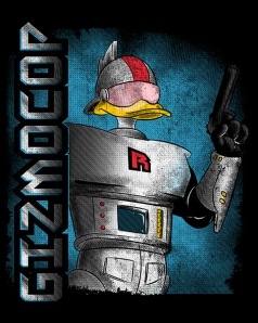 Gizmocop at shirtpunch.com