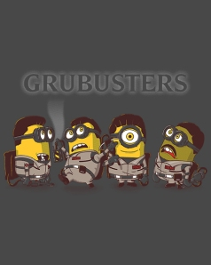 Grubusters at shirtpunch.com