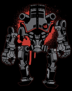 It's Just a Jaeger Wound at shirtpunch.com