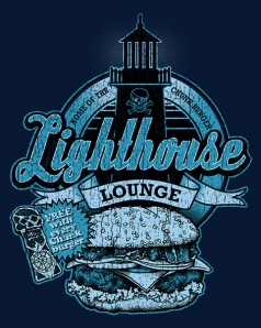 Lighthouse Lounge at shirtpunch.com