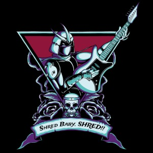 Born to Shred at shirtpunch.com (TV Shirt of the Day)