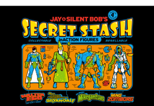 Inaction Figures at shirtpunch.com (TV Shirt of the Day)