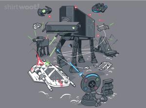 Console Wars at shirt.woot.com