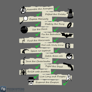 To Do List at teebusters.com