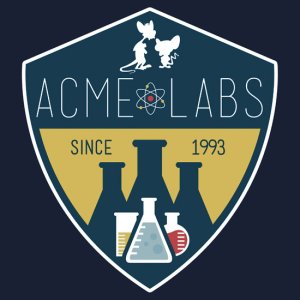 Acme Labs at teefury.com