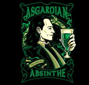 Asgardian Absinthe at teefury.com