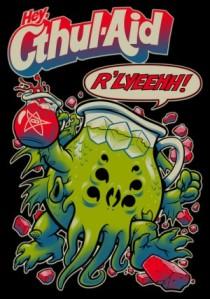 Cthul-Aid at teefury.com