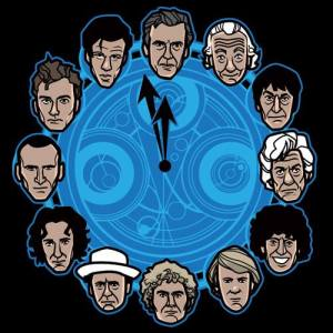 Doc Around the Clock at teefury.com