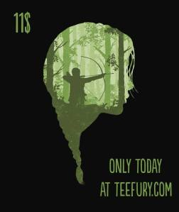 Tribute at teefury.com