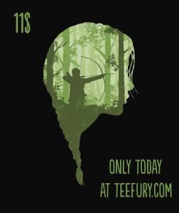 Tribute at teefury.com