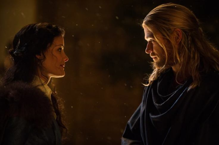 thor and lady sif