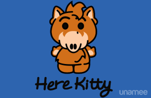 Here Kitty at unamee.com
