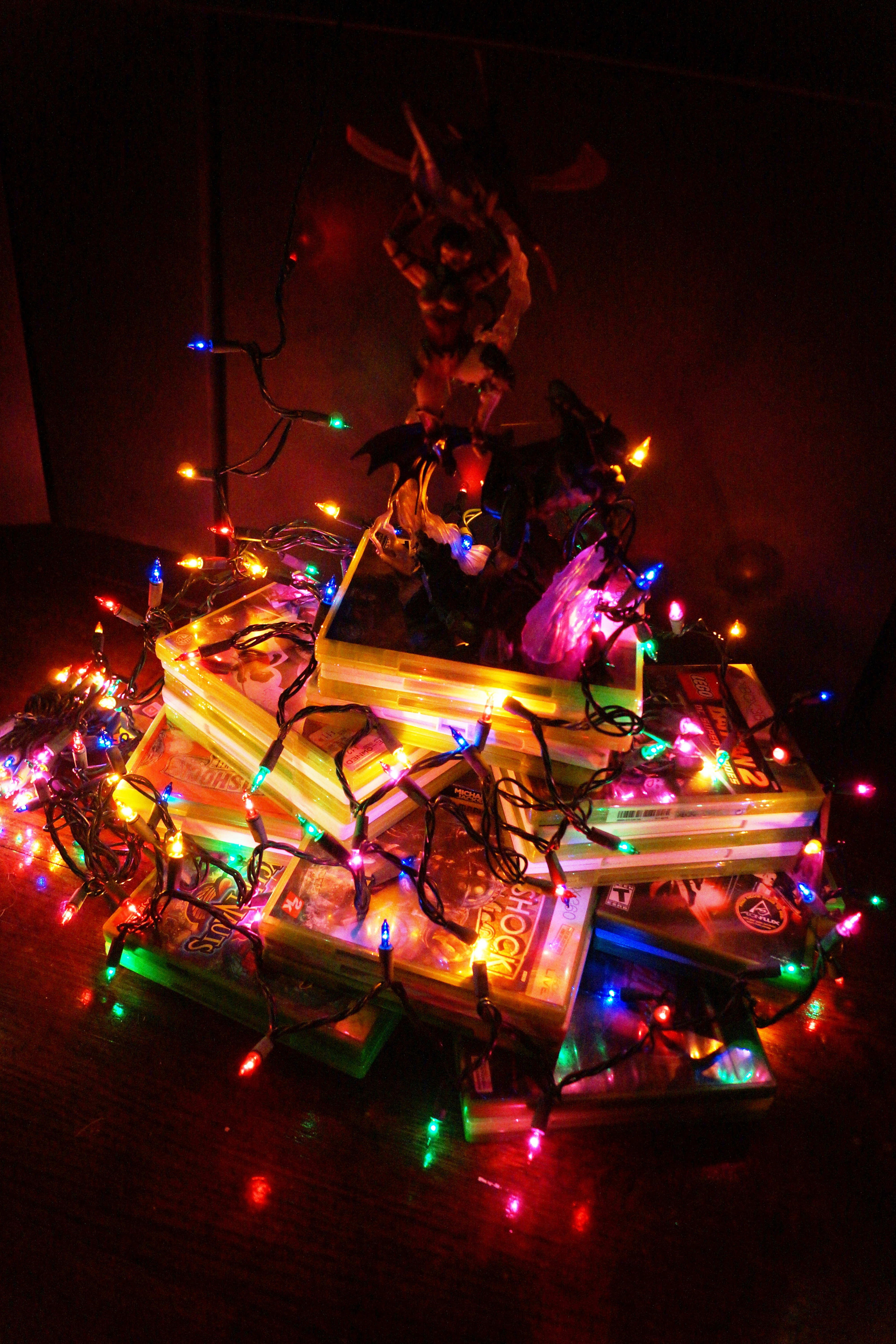 5+ Geektastic Christmas Trees (quick and easy-ish for the last ...