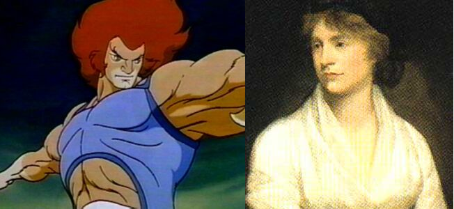 Slash Lion-O Shelley