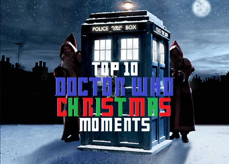 top10doctorwhochristmasmoments