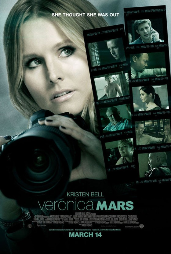 The brand new Veronica Mars movie poster!