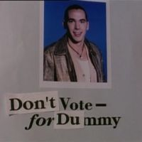 Don't Vote For Dummy