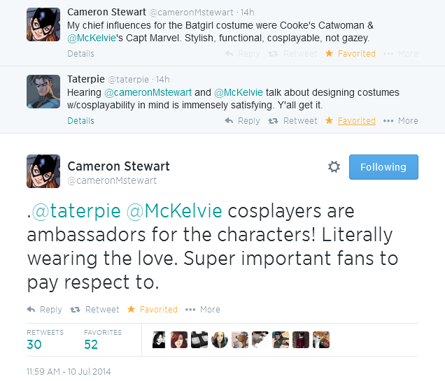 cameronstewartbatgirlforcosplay