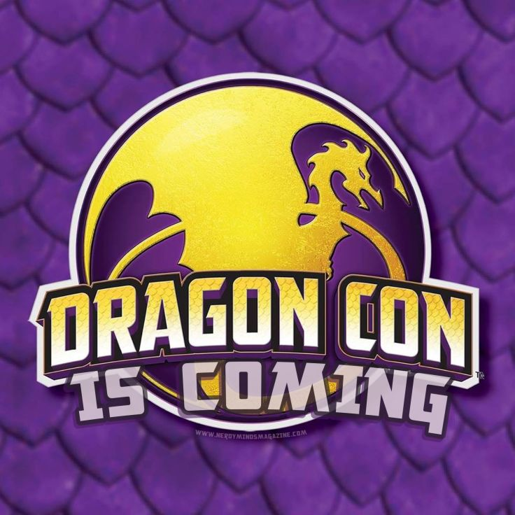 dragon con is coming soon