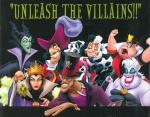 unleash the villains