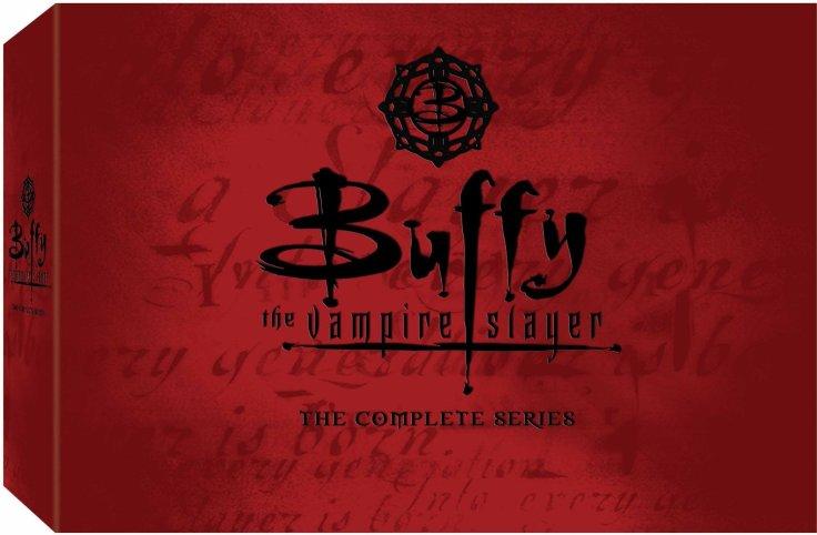 buffythevamprieslayercompleteseriesboxset