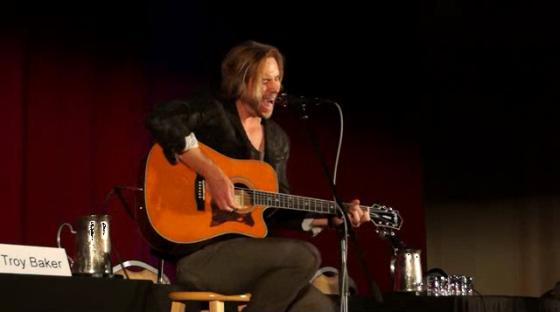 Troy Baker Sings