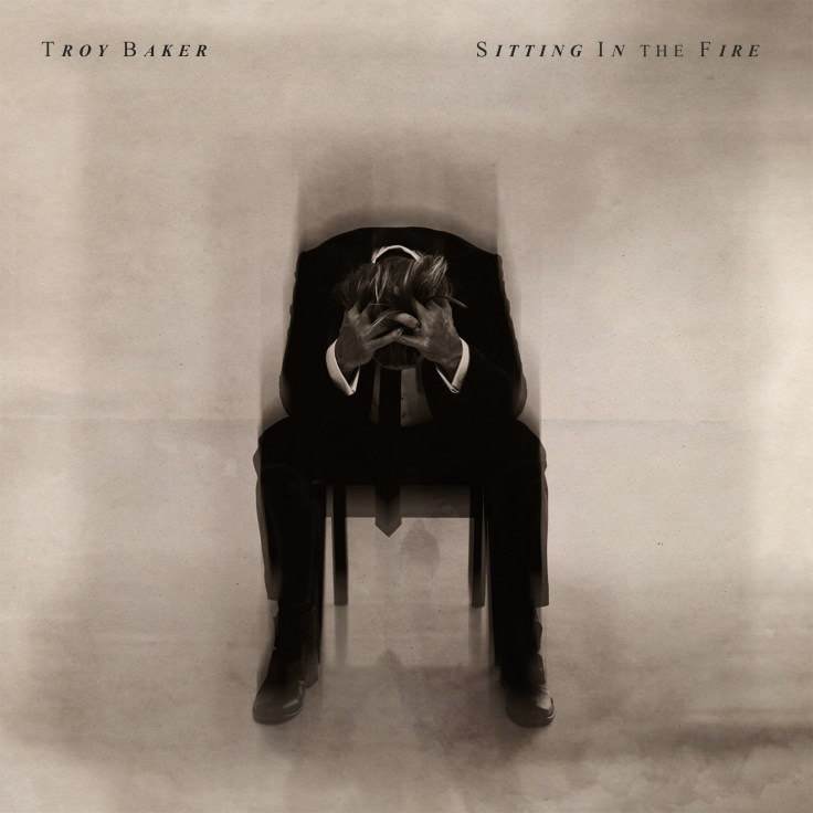 Troy Baker - Sitting in the Fire - Cover