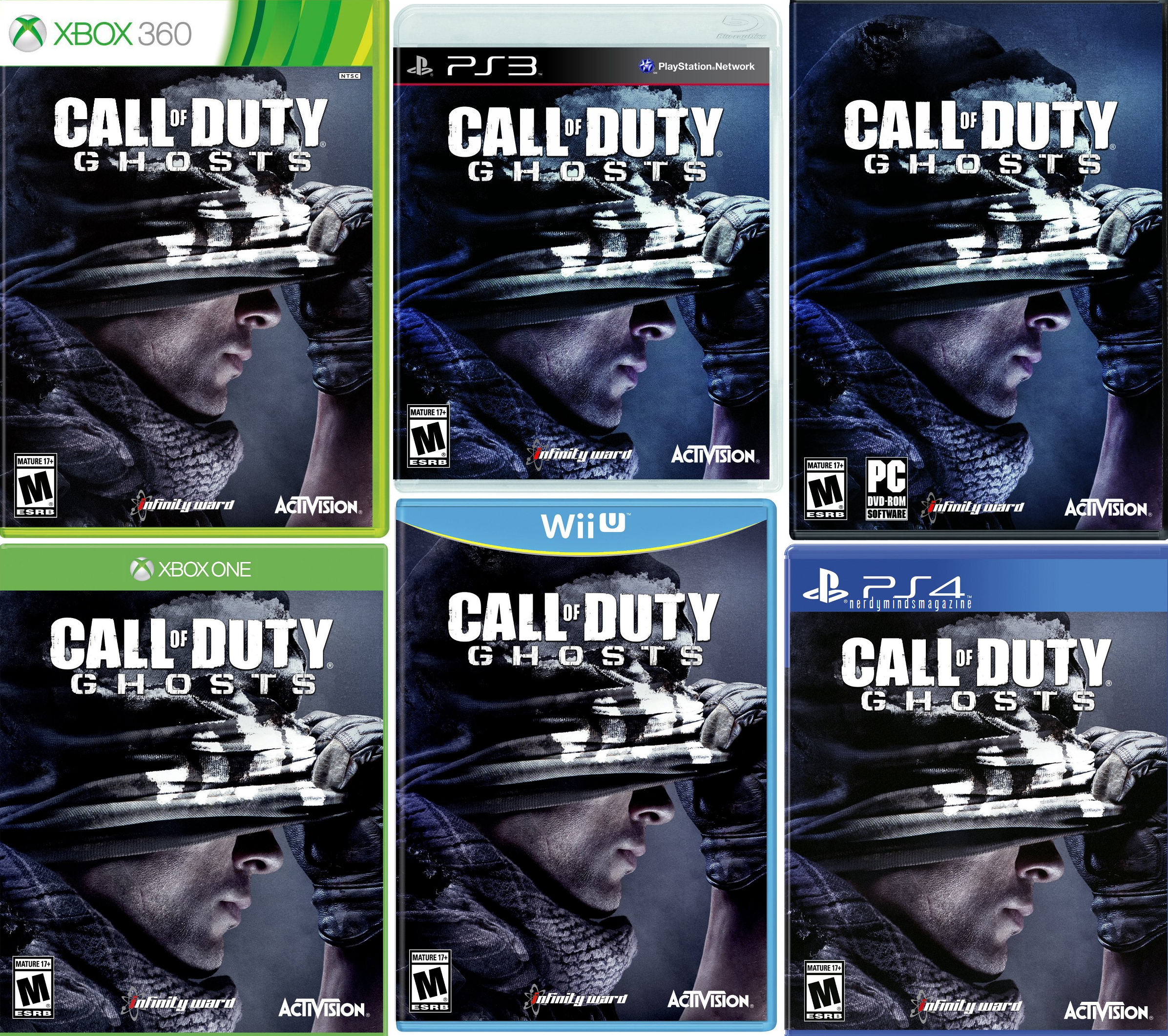 Here Be Porpoises Call Of Duty Ghosts: CALL OF DUTY: GHOSTS Is On Ridicu-Sale…Yes, Even The