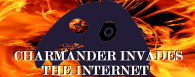 CHARMANDER INVADES THE INTERNET FEATURED