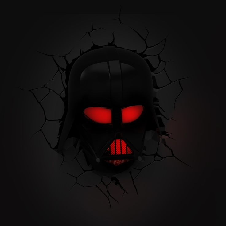 DarthVader3DFXStarWarsDecoLight