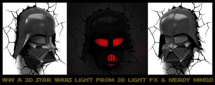 WINA3DSTARWARSLIGHTFROM3DLIGHTFXANDNERDYMINDS