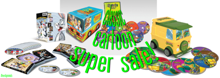 classic cartoon super sale