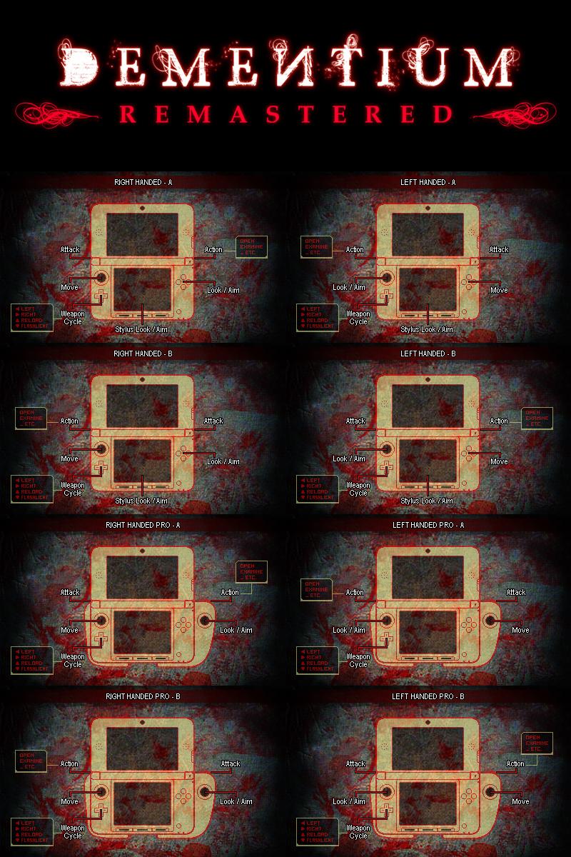 dementium the ward 3ds