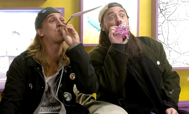 Jay and Silent Bob Birthday Party Favors Kevin Smith