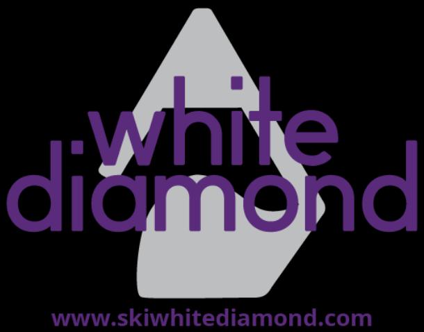 ski white diamond